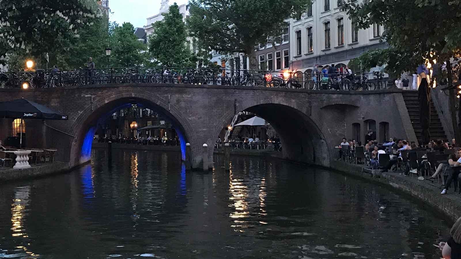 Utrecht Gracht Restaurants